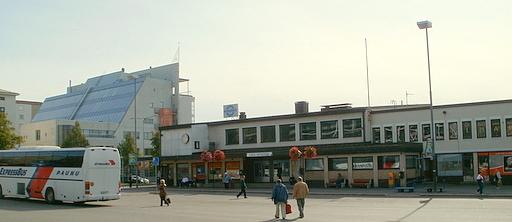 Hämeenlinna bussiasema