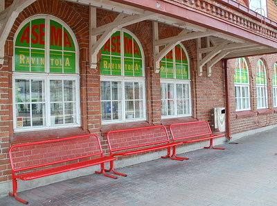 Hämeenlinnan rautatieaseman asemaravintola