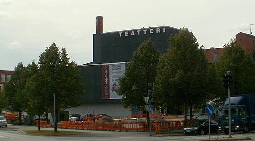 Hämeenlinnan kaupunginteatteri