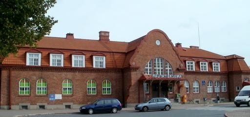 Hämeenlinnan rautatieasema