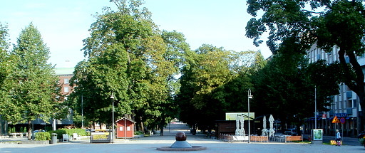 Hämeenpuisto Tampere