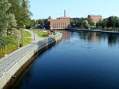 Hämeensilta Hämeenkatu Tampere