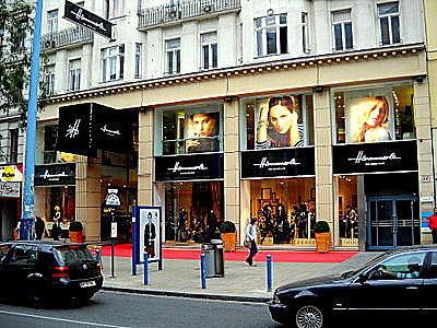 Hämmerle Mariahilferstrasse Vienna Austria