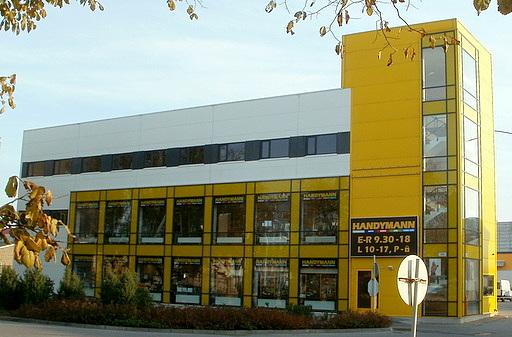 Handymann rautakauppa Tallinna