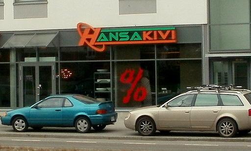 Hansakivi Tallinna