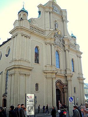 Heilig-Geist-Kirche in Munich