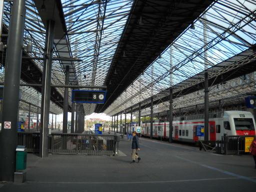 Rautatieasema Säilytys