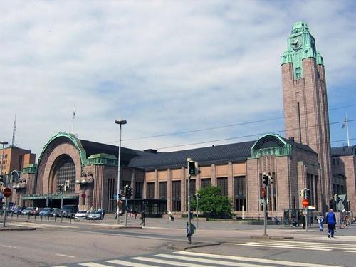 Forex rautatieasema helsinki