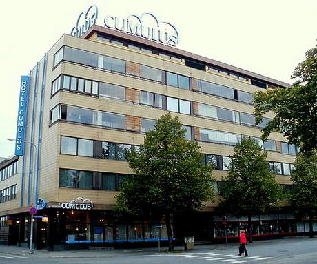 Hotelli Cumulus Pori