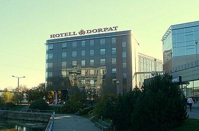 Hotelli Dorpat Tartto