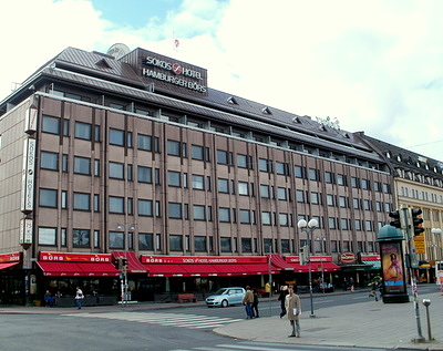 Hotelli Hamburger Börs Turku