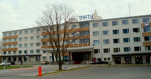 Hotelli Tartu Tartto