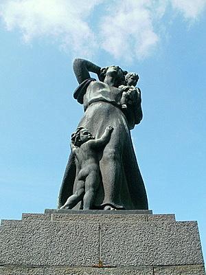 Höyrylaiva Kuru muistomerkki Tampere