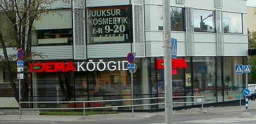 Idema Köögid Tallinna