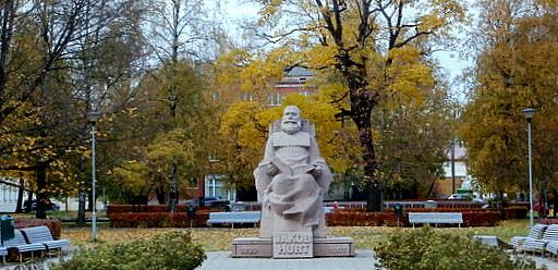 Jakob Hurt monumentti Tartto