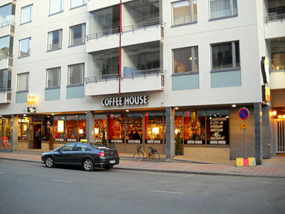 Joensuu Coffee House kahvila