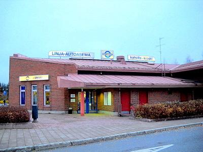 Joensuun linja-autoasema