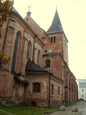 Johanneksen kirkko Ruutli katu Tartto