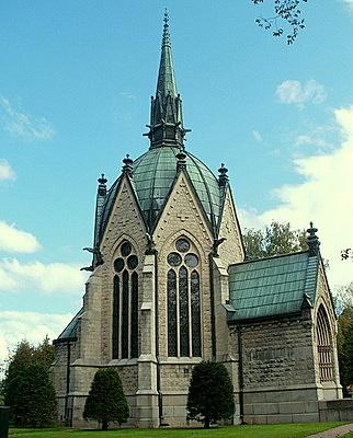Juseliuksen mausoleumi