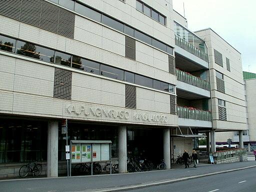 Jyväskylä kaupunginkirjasto