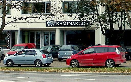 Kaminakoda Tallinna