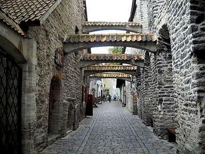 Katariinan käytävä Tallinna