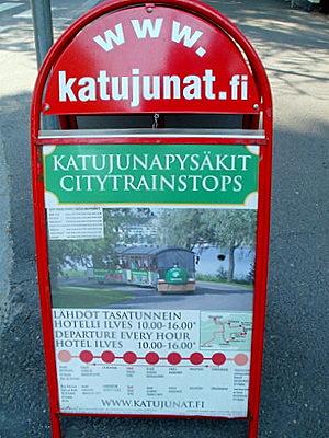 Katujuna pysäkit Tampere