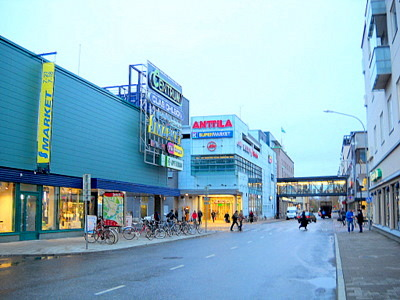 Kauppakeskus Centrum Joensuu