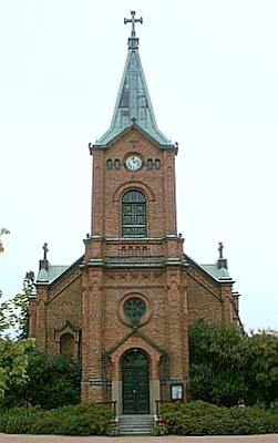 Kaupunginkirkko Jyväskylä