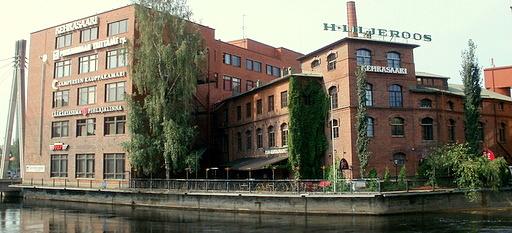 Kehräsaari Tampere