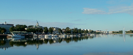 Kokemäenjoki Porin satama