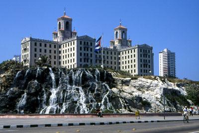 Kuuban matkat Hotel Nacional