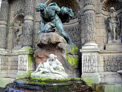 La Fontaine Medicis Paris France