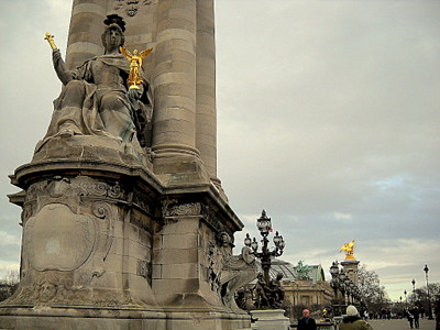 La France de Louis XIV Pont Alexandre III Paris France