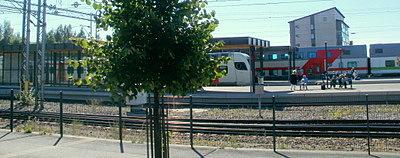 Lahden rautatieasema