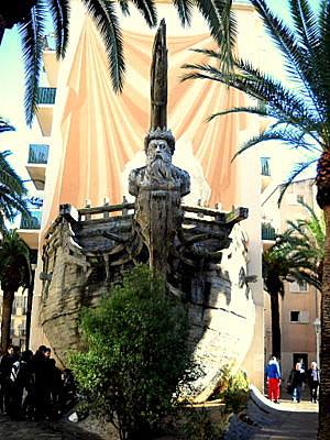 Le Bateau in Toulon