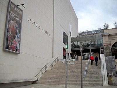Leopold Museum Vienna Austria