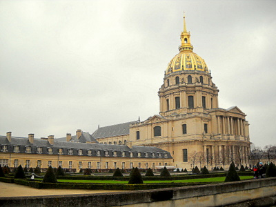 Les Invalides Paris France