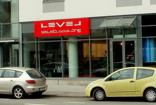 Level Sisustussalong Tallinna