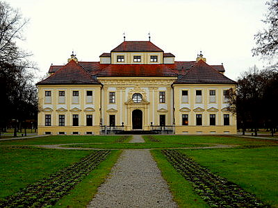 Lustheim palace Munich Germany