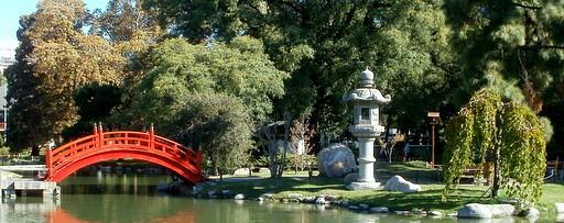 Ishidoro Japanese Gardens Buenos Aires