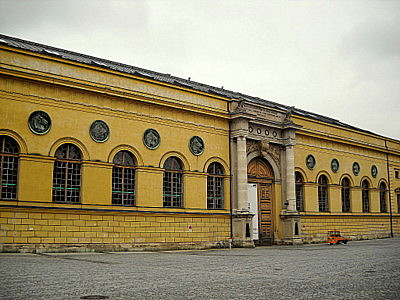 Marstall Munich Germany