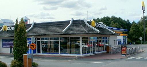 McDonalds Hämeenlinna