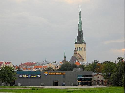 Merekeskus Tallinna vanhakaupunki