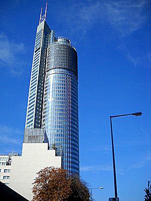 Millennium Tower skyscraper Vienna Austria