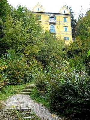 Monatsschlossl Hellbrunn palace Salzbirg Austria
