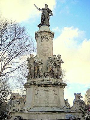 Monument aux Mobilisés Marseille France