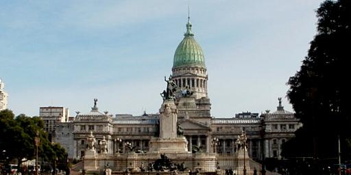 Plaza del Congreso Monumento de los Dos Congresos Buenos Aires