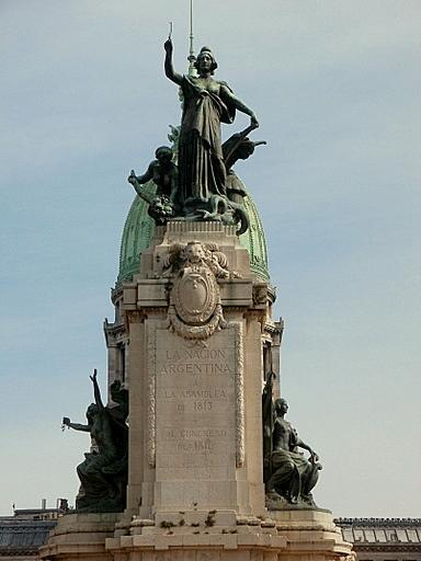 Monumento de los Dos Congresos Buenos Aires