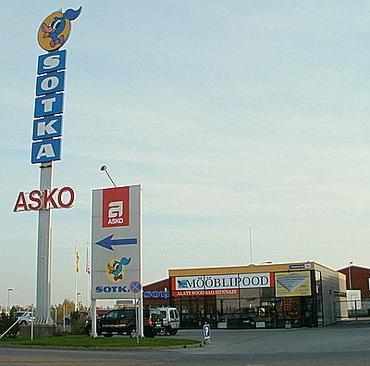 Mööblipood Tallinna